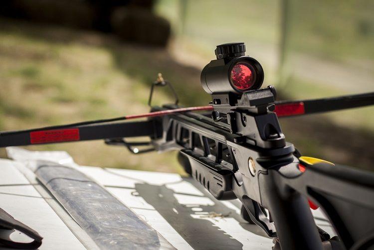 barnett recruit recurve crossbow review
