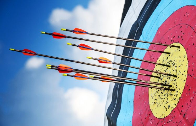 practice arrows for compound bow